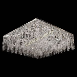 Люстра квадратная Квадрат 800 мм