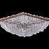Квадратные потолочные люстры