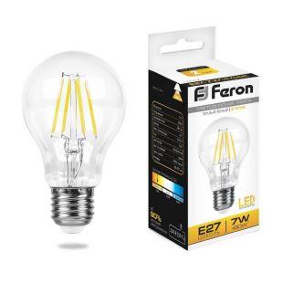 Теплый свет Лампа светодиодная Ferron LB-57, теплый свет, 2700 К