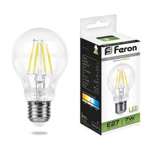 Холодный свет Лампа светодиодная Ferron LB-57, холодный свет, 4000 К