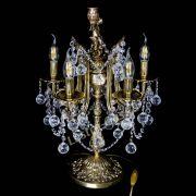 Настольная лампа Луиза №5/2 шар
