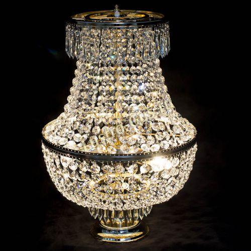 Настольная лампа Натали в Санкт-Петербурге Гусь Хрустальный