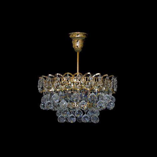 Люстра Катерина шар 1 лампа в Санкт-Петербурге Гусь Хрустальный