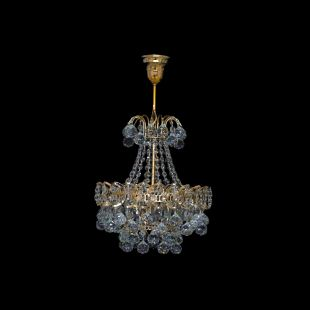 Люстра Натали 1 лампа шар