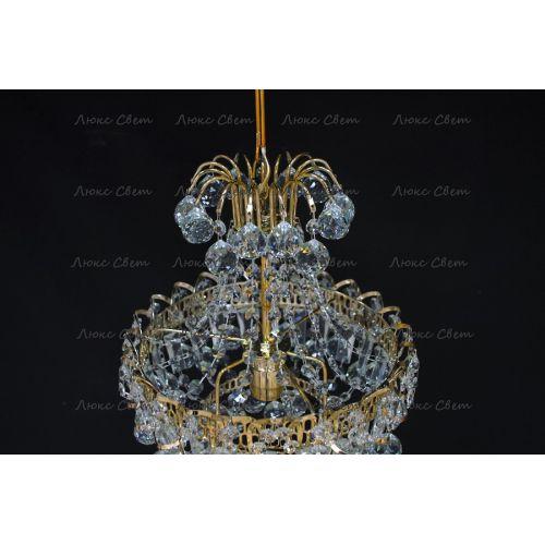Люстра Натали 1 лампа шар в Санкт-Петербурге Гусь Хрустальный