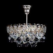 Люстра Астра шар черная 1 лампа