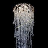 Люстра Капель 5 ламп шар 30 см длинная   в Санкт-Петербурге
