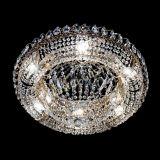 Люстра Кольцо Классика с подвесом, диаметр - 600 мм, Люстры Гусь Хрустальный