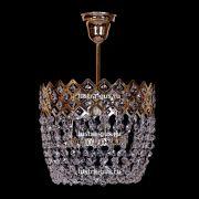 Люстра Корона с подвесом № 4