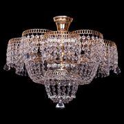 Люстра Лотос 5 ламп подвес
