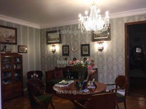 Люстра Свеча Лайт №3 отзыв и фото покупателя