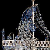 Люстра Парусник №1 синий в Санкт-Петербурге