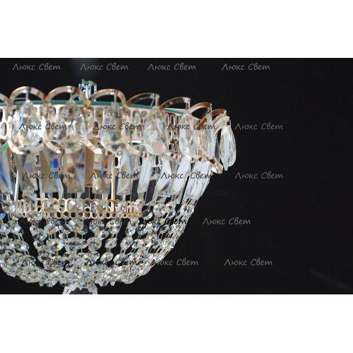 Люстра Катерина купол 1 лампа в Санкт-Петербурге Гусь Хрустальный