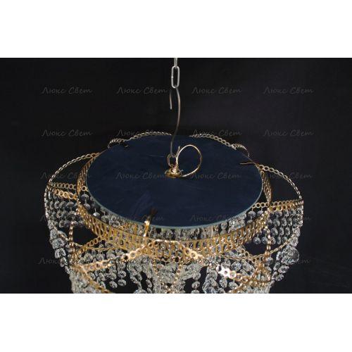 Люстра Галактика № 3 - 1 лампа  в Санкт-Петербурге Гусь Хрустальный