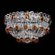 Люстра Астра Шар №3 Чайная с журавликами