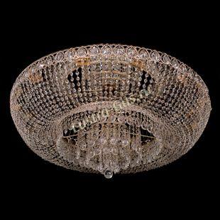 Большой светильник Капель 008 - 12 ламп