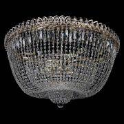 Люстра Хрустальный Каскад №2 - 15 ламп