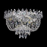 Люстра Катерина Корона журавлик - 3 лампы