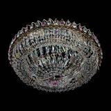 Люстра Кольцо Классика Пластинка розовая в Санкт-Петербурге