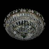 Люстра Кольцо Классика Пластинка зеленая в Санкт-Петербурге