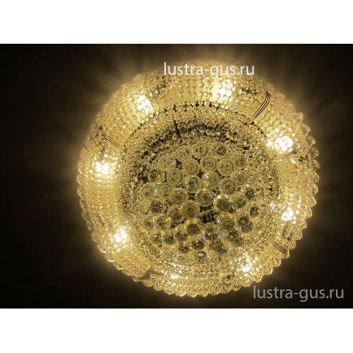 Люстра Кольцо пирамида шар 40 мм в Санкт-Петербурге Гусь Хрустальный