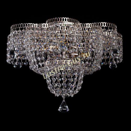 Люстра Лотос 3 лампы в Санкт-Петербурге Гусь Хрустальный