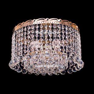 Люстра Анжелика 3 лампы + низ № 2